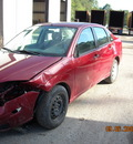 ford docus zx4 red