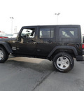 jeep wrangler unlimited 2012 black suv sport gasoline 6 cylinders 4 wheel drive automatic 60915
