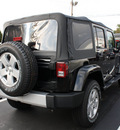 jeep wrangler unlimited 2012 black suv sahara gasoline 6 cylinders 4 wheel drive automatic 07730