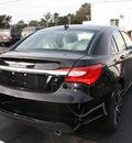 chrysler 200 2012 black sedan s flex fuel 6 cylinders front wheel drive automatic 07730