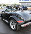 plymouth prowler 1999 black gasoline v6 rear wheel drive autostick 07730