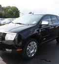 lincoln mkx 2008 black suv gasoline 6 cylinders all whee drive automatic with overdrive 07730