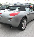 pontiac solstice 2007 gray gasoline 4 cylinders rear wheel drive automatic 45840