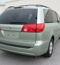 toyota sienna 2008 lt  green van xle gasoline 6 cylinders front wheel drive automatic 45840