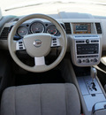 nissan murano 2007 off white suv s gasoline 6 cylinders all whee drive automatic 98371