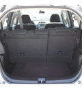 honda fit 2009 silver hatchback sport w navi gasoline 4 cylinders front wheel drive automatic 77065
