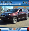 kia sorento 2012 drk cherry ex gasoline 4 cylinders all whee drive automatic 32901