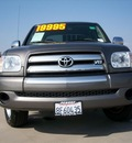 toyota tundra 2006 gray sr5 gasoline 8 cylinders rear wheel drive automatic 90241