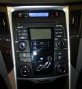hyundai sonata 2011 black sedan gls gasoline 4 cylinders front wheel drive automatic 27707