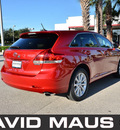 toyota venza 2011 red gasoline 4 cylinders front wheel drive automatic 32771