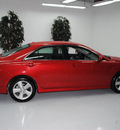 toyota camry 2010 red sedan se 4 cylinders front wheel drive automatic 91731