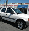 isuzu rodeo 2000 white suv ls gasoline v6 4 wheel drive automatic 92882