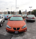 pontiac grand prix 2004 orange sedan gt2 gasoline 6 cylinders front wheel drive automatic with overdrive 60546