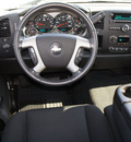 chevrolet silverado 1500 2010 white lt flex fuel 8 cylinders 2 wheel drive automatic 76018
