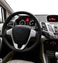 ford fiesta 2012 gray sedan s gasoline 4 cylinders not specified 46168