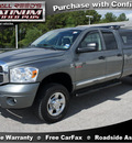 dodge ram pickup 3500 2009 dk  gray laramie diesel 6 cylinders 4 wheel drive automatic 77388