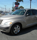 chrysler pt cruiser 2002 gold wagon limited edition gasoline 4 cylinders front wheel drive automatic 92882