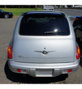 chrysler pt cruiser 2003 silver wagon touring edition gasoline 4 cylinders front wheel drive automatic 08812