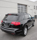 acura mdx 2008 black suv tech ent awd gasoline 6 cylinders all whee drive automatic with overdrive 60462