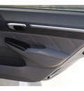 honda civic 2009 silver sedan ex l w navi gasoline 4 cylinders front wheel drive automatic 77065