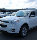 chevrolet equinox 2012 white lt flex fuel 4 cylinders front wheel drive automatic 27330