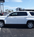 gmc terrain 2012 white suv flex fuel 4 cylinders front wheel drive automatic 28557