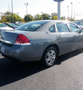 chevrolet impala 2008 silver sedan ls 4dr flex fuel 6 cylinders front wheel drive automatic 56301