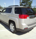gmc terrain 2010 gold suv slt 1 gasoline 4 cylinders front wheel drive automatic 75503