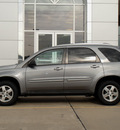 chevrolet equinox 2005 silver suv lt gasoline 6 cylinders front wheel drive automatic 62034