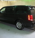 dodge grand caravan 2012 black van r t flex fuel v6 front wheel drive automatic 44883