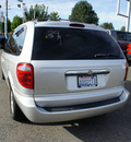 chrysler town and country 2003 silver van lxi gasoline 6 cylinders front wheel drive automatic 98371