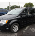 chrysler town and country 2008 black van touring gasoline 6 cylinders front wheel drive automatic 08812