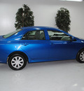 toyota corolla 2010 blue sedan le gasoline 4 cylinders front wheel drive automatic 91731