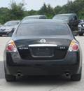 nissan altima 2007 black sedan s gasoline 4 cylinders front wheel drive automatic 33884