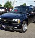 chevrolet trailblazer 2005 black suv lt gasoline 6 cylinders 4 wheel drive automatic 98371