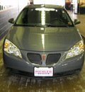 pontiac g6 2008 gray sedan gasoline 4 cylinders front wheel drive automatic 14580