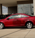 pontiac g5 2007 red coupe gasoline 4 cylinders front wheel drive automatic 62034
