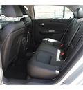 chevrolet malibu 2012 silver sedan ltz gasoline 4 cylinders front wheel drive 6 spd auto 77090