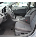 chevrolet malibu 2012 silver sedan ls gasoline 4 cylinders front wheel drive 6 spd auto 77090