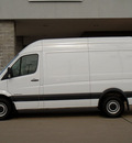 dodge sprinter 2500 2007 white van diesel 6 cylinders rear wheel drive automatic 62034