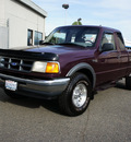 ford ranger 1994 purple xlt 4x4 gasoline v6 4 wheel drive 4 speed manual 98371