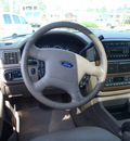 ford explorer 2005 blue suv eddie bauer flex fuel 6 cylinders rear wheel drive automatic 28557