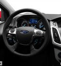 ford focus 2012 blue sedan se gasoline 4 cylinders front wheel drive 6 speed automatic 77388