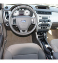 ford focus 2008 silver sedan ses gasoline 4 cylinders front wheel drive automatic with overdrive 99336