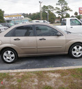 ford focus 2003 beige sedan zts gasoline 4 cylinders front wheel drive automatic 32401