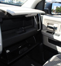 dodge ram pickup 1500 2009 white gasoline 8 cylinders 4 wheel drive automatic 76087
