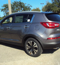 kia sportage 2012 mineral gry suv sx gasoline 4 cylinders front wheel drive automatic 32901