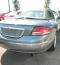 chrysler sebring 2006 jade touring gasoline 6 cylinders front wheel drive automatic 34788