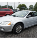 chrysler sebring 2002 silver sedan lx gasoline 4 cylinders front wheel drive automatic 08812