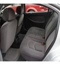 chrysler sebring 2002 silver sedan lx gasoline 4 cylinders front wheel drive automatic 08812